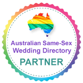 Same sex Wedding Directory Logo